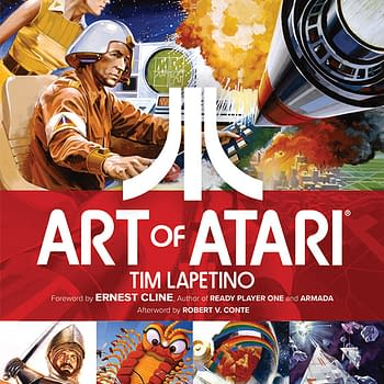Exclusive Extended Previews &#8211 Art of Atari Signed Edition