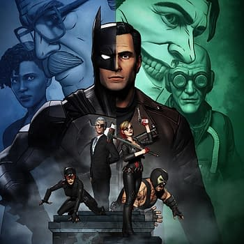 Telltale Games Releases New Images Of Batman: The Enemy Withins Next Chapter