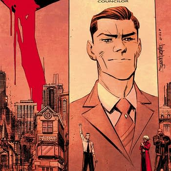 Batman: White Knight Creator Sean Gordon Murphy Answers Your Questions From Twitter DMs