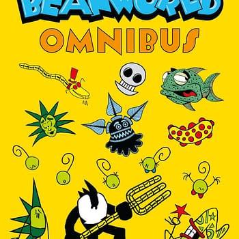 Larry Marders Beanworld Gets an Omnibus in June