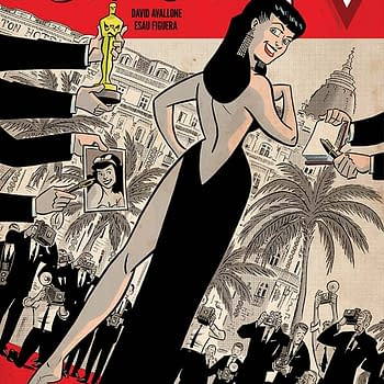 Writers Commentary: David Avallone Talks Bettie Page #7