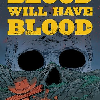 Indie Comic Spotlight Review: Undead Western Blood Will Have Blood