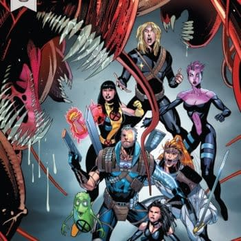 X-Men: Bland Design – The 90s are Alive and Well in Cable #153