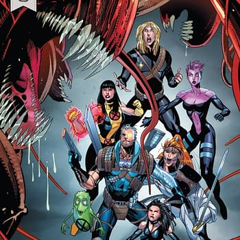 X-Men: Bland Design &#8211 The 90s are Alive and Well in Cable #153