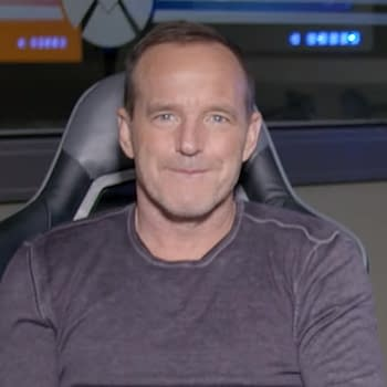 Clark Gregg Director of Marvels Agents of SHIELD