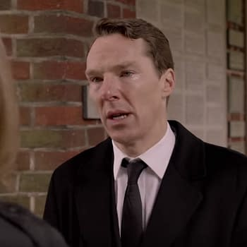 Benedict Cumberbatch Hears Voices in Clip from Showtimes Patrick Melrose