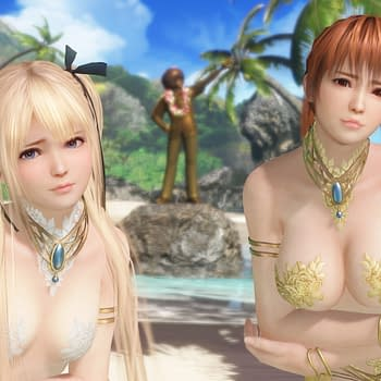 Koei Tecmo Adds Mermaid Costumes to Dead or Alive Xtreme Venus Vacation