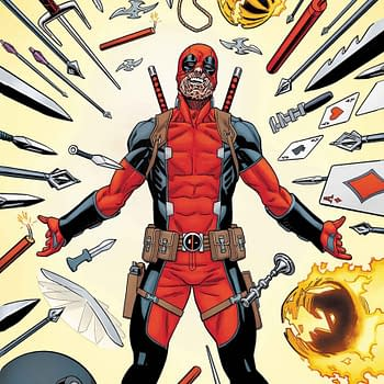 Solicits Confirm Deadpool to Be Canceled with Despicable Deadpool #300