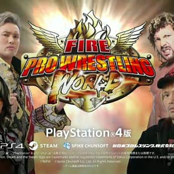 New Japan Pro Wrestling is Officially Coming to Fire Pro Wrestling World