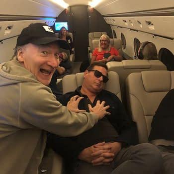 Fuller House Star Bob Saget Bill Maher in Hot Water for Mocking Al Franken Grope Photo