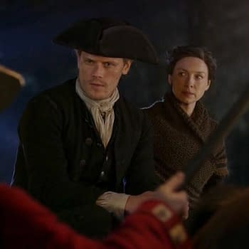 Outlander Season 4: First Look At Jamie And Claire In America