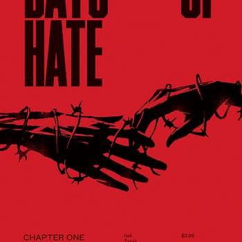 Days of Hate #1 Review: The Consequences of America First