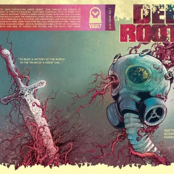 Deep Roots and Wasted Space: Vault Comics April 2018 Solicits