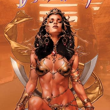 Writers Commentary: Amy Chu Talks Dejah Thoris #0