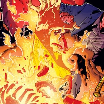 The Demon: Hell Is Earth #3 Review: Occult Family Bonding