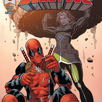 X-Men: Bland Design &#8211 Deadpools Past Begins to Catch Up With Him in Despicable Deadpool #293