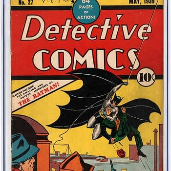 Detective Comics #27 Going up for Auction on February 20th