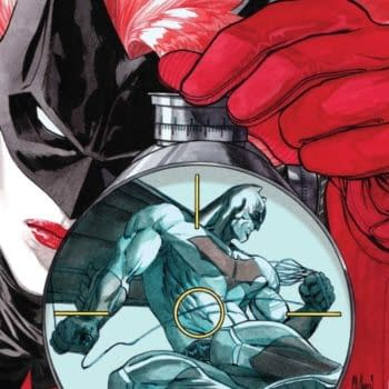 bleeding cool bestseller list: Detective Comics #972 cover by Guillem March