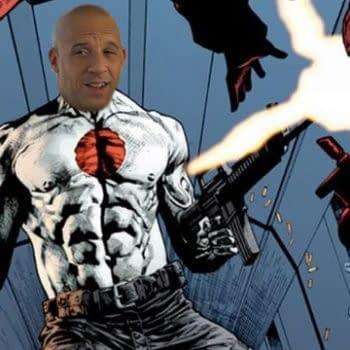 Vin Diesel is Bloodshot