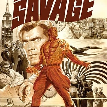 Read Doc Savage #1 By Chris Roberson and Bilquis Evely