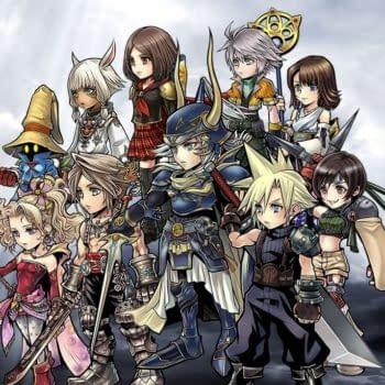 Dissidia Final Fantasy Opera Omnia To Hit North America