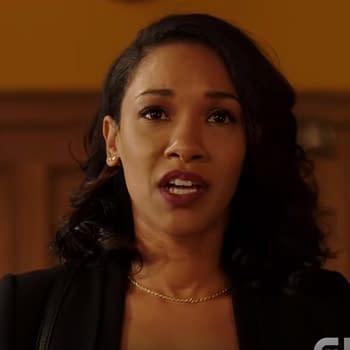 The Flash Season 4: Will Iris Reveal Barrys Secret to the World