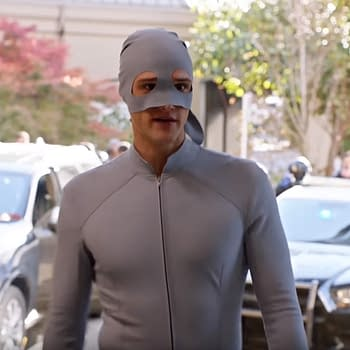 Flash Season 4: Ralph Dibny Versus the Eco-Friendly Carb-Counting Bomber