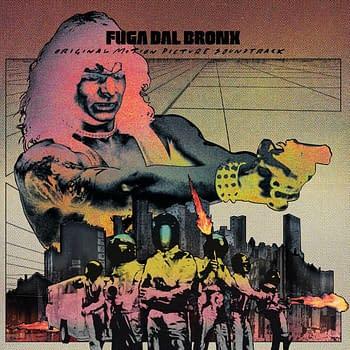 Mondo Music Release of the Week: Fuga Dal Bronx Soundtrack