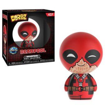 Funko Marvel Deadpool Dorbz Universal parks Exclusive
