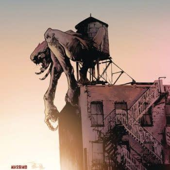 Graveland #3 cover by Gabriel Iberra Nunez