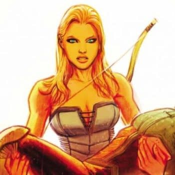 Green Arrow #36 Review: Let the Arrows Fly