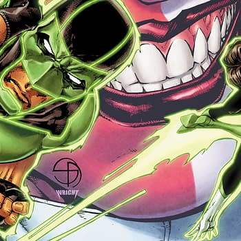 Green Lanterns #38 Review: Better Art and Heavy Narrative