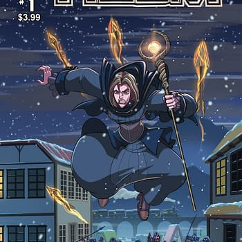 Hero Cat Season 7 Finale Helm and Ghost Owl: Action Lab Entertainment April 2018 Solicits