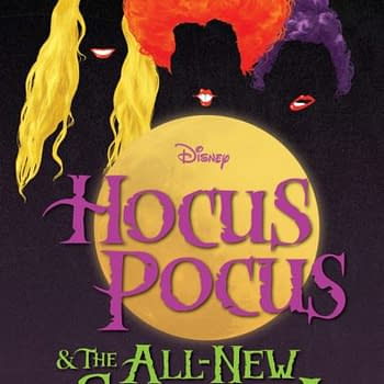 Disney to Release a Hocus Pocus Sequel This Year — in Book Form