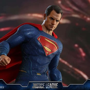 Justice League Superman Finally Announced by Hot Toys