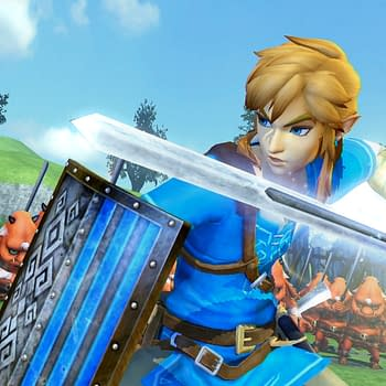 Nintendo Finally Gives Us A Release Date For Hyrule Warriors: Definitive Edition