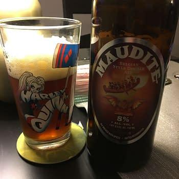 Nerd Food: Maudite Belgian Style Double Ale