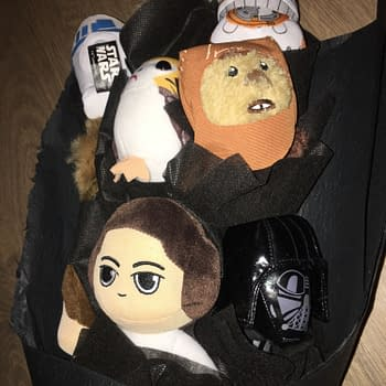 ThinkGeek's Star Wars Plush Bouquet Is an Out-of-this-World Gift!