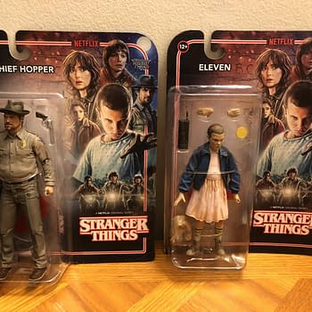 Stranger Things McFarlane Figures 13