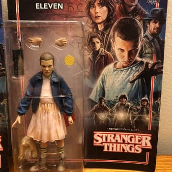 Stranger Things McFarlane Figures 1