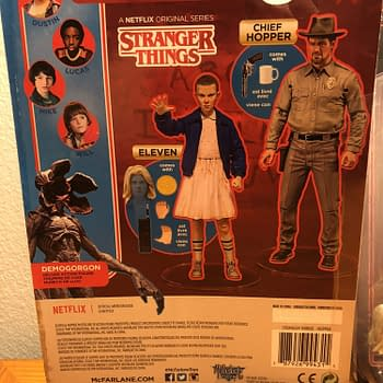 Stranger Things McFarlane Figures 2