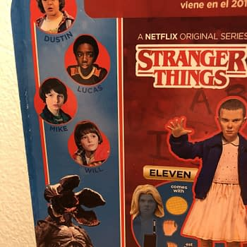 Stranger Things McFarlane Figures 3