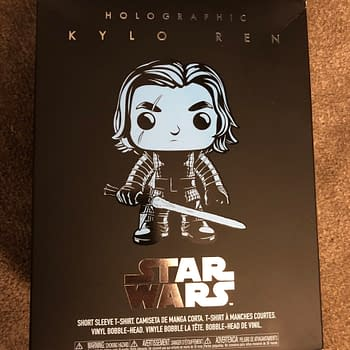 Kylo Ren Gets an Awesome Target Exclusive Funko Set
