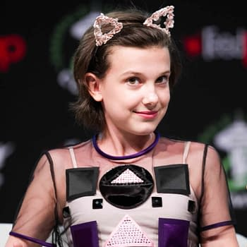 Millie Bobby Brown Wraps Stranger Things S3 Is She DONE-Done
