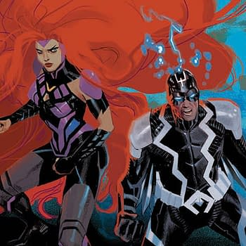 Inhumans Judgment Day #1 Review: The Coming of the Gods