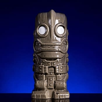 Iron Giant Tiki Mugs Now Available From Mondo
