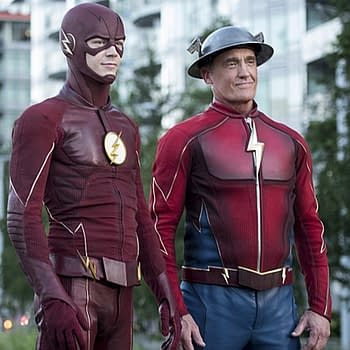 The Flash Season 4: Why Jay Garrick Was the Best Returning Guest