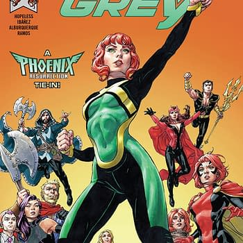 X-Men: Bland Design &#8211 All Good Things Must Come to an End in Jean Grey #11