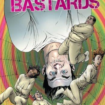 Jimmy's Bastards #6 cover by Andy Clarke and Jose Villarruba