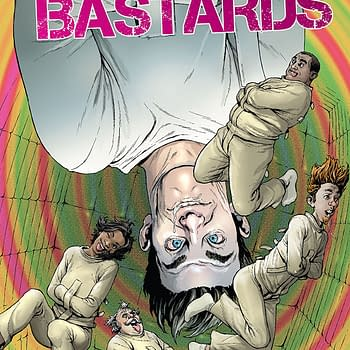 Jimmys Bastards #6 Review: Uncomfortable Mental Hospital Humor